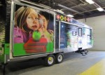 The Renewable Energy Trailer.  Part of Renewable Rochester's solar schools program