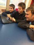 An Hour of Code at the Hill School