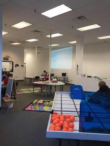 an iCanCode Classroom